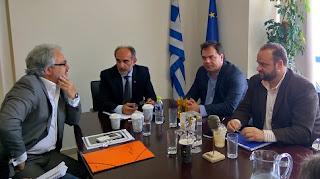 Περιφέρεια Δυτικής Ελλάδας Στο επίσημο πρόγραμμα της ΔΕΔΑ για το φυσικό αέριο