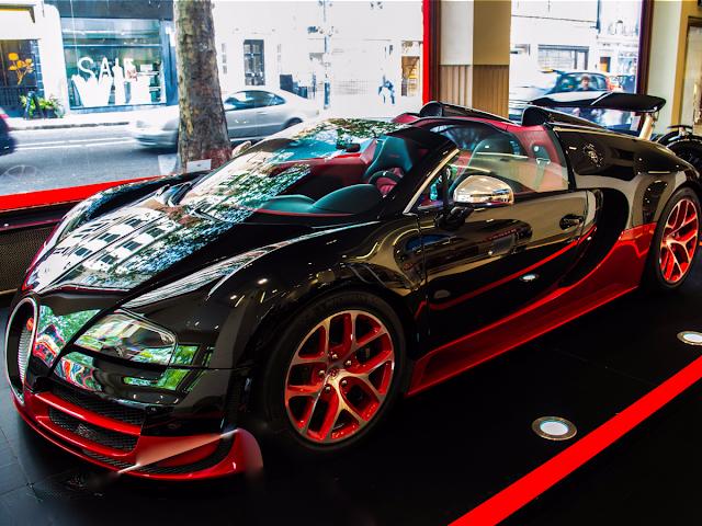 Bugatti Veyron Grand Sport Vitesse - € 2.280.000