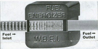 Mechanical Project on Fuel Energizer