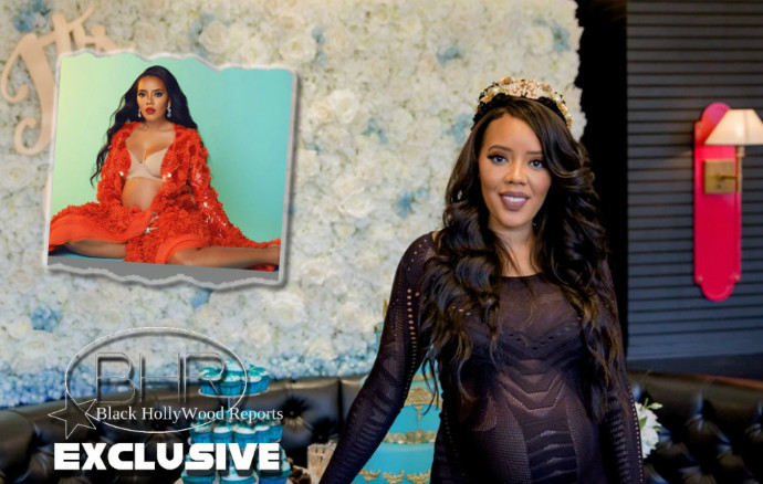 3d8c15474c1 Angela Simmons And Her Fiance