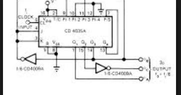 Wiring Schematic Diagram: 3-Phase Pulse Generator Using