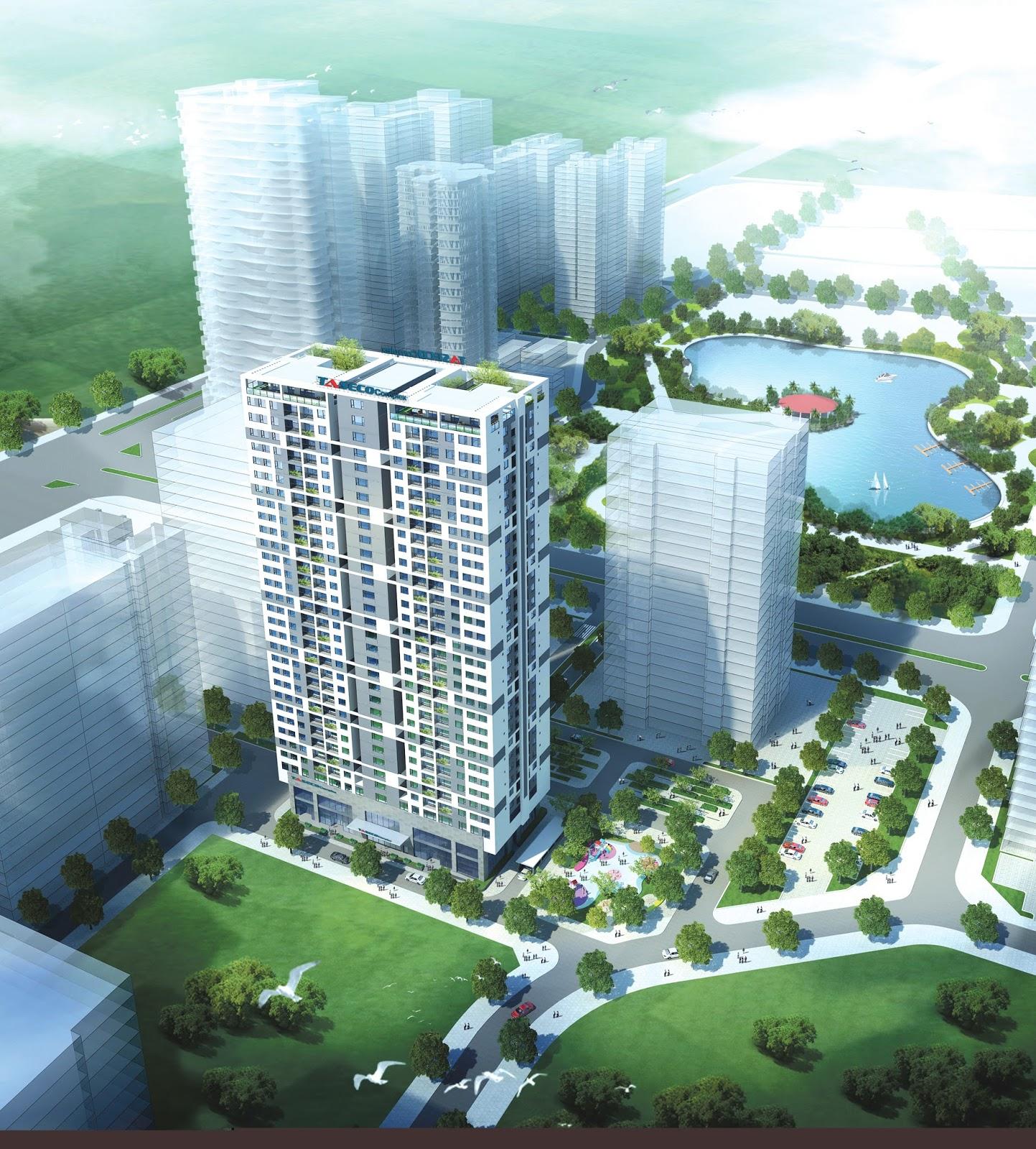 Ưu điểm đặc biệt tại chung cư Taseco Complex - N03T2 Ngoại Giao Đoàn