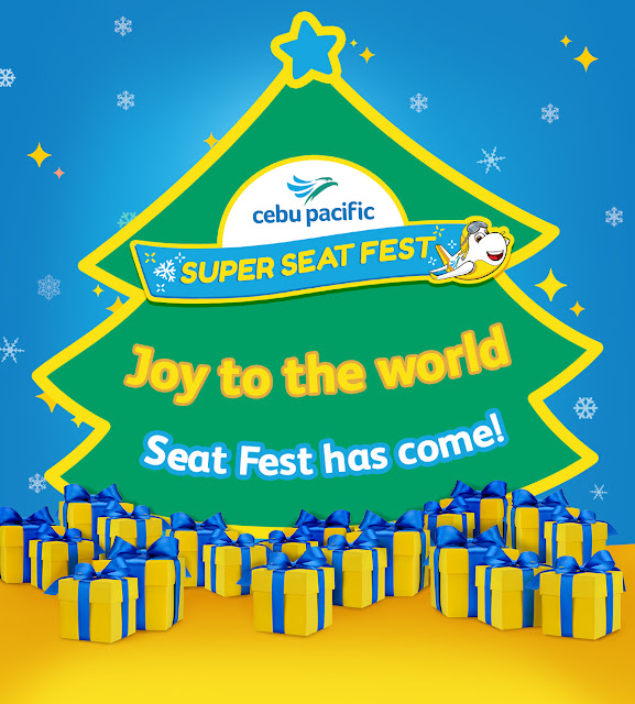 CEBU PACIFIC AIR SEAT SALE SEPTEMBER 2019
