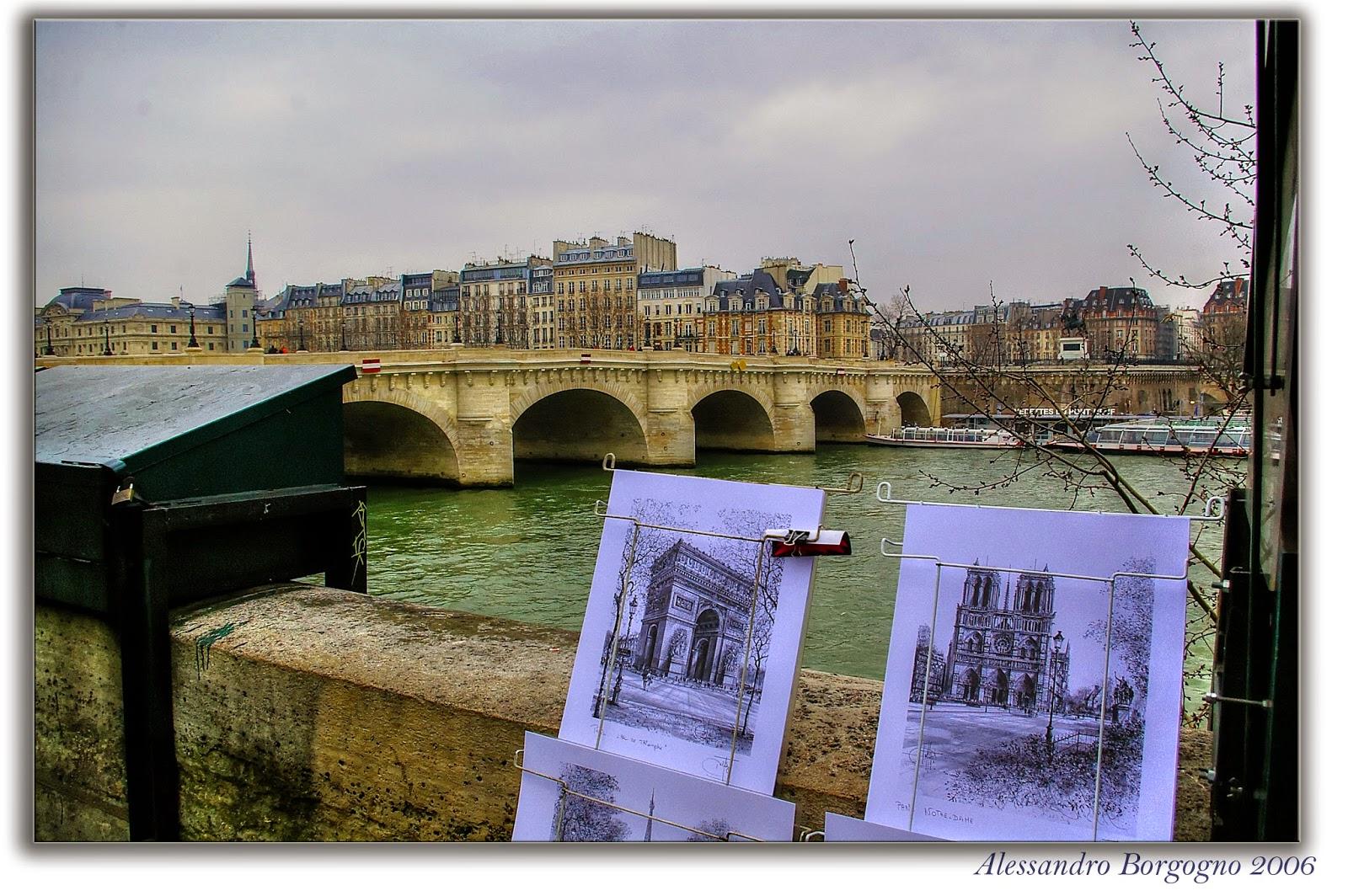 Parigi -  Bouquinistes