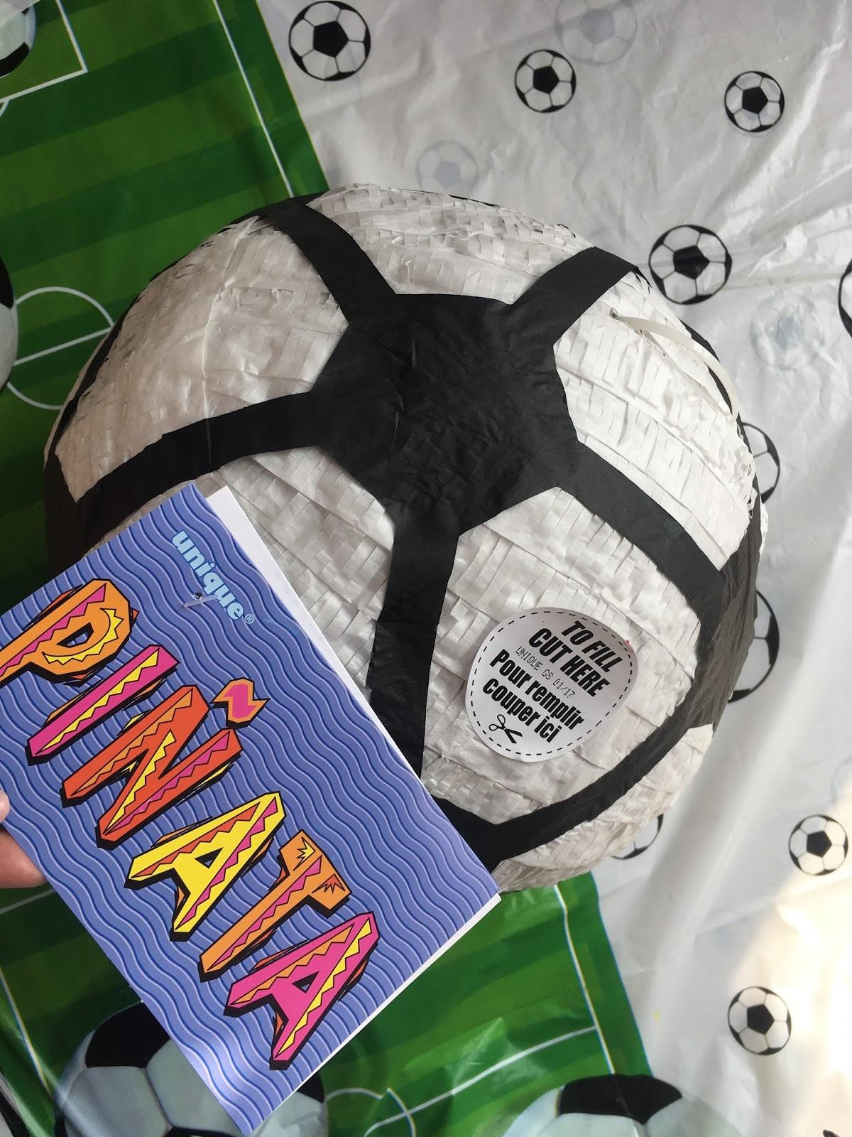 piniata piłkarska