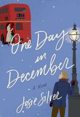 Giveaway - One Day in December by Josie Silver (One Copy)