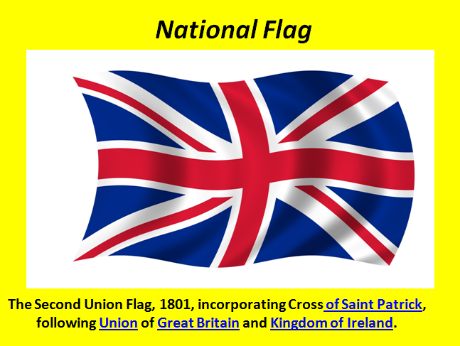 List of national symbols of the United Kingdom, the Channel Islands and the Isle of Man