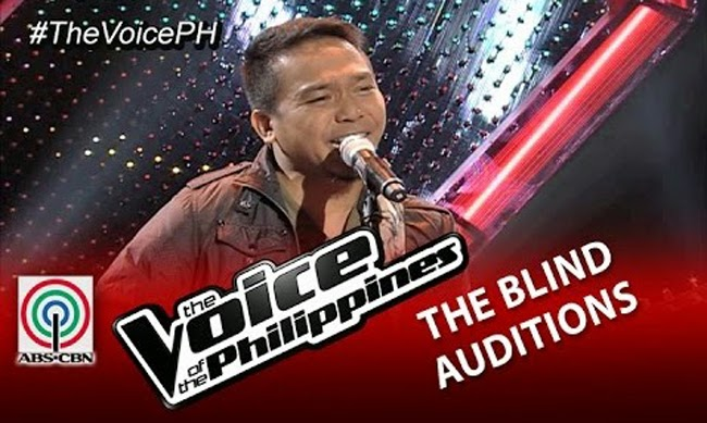 Miro Valera Sings 'Ticket To Ride' on The Voice of the Philippines Season 2 Blind Audition Video Replay