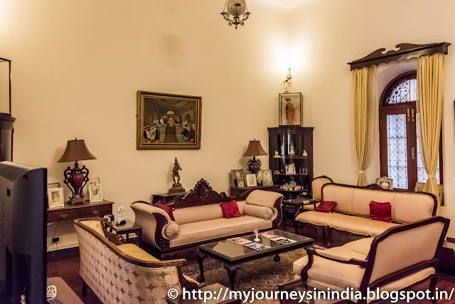 Durbar Hall Shiva Vilas Palace Hotel