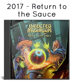 2017 - Return to the Sauce
