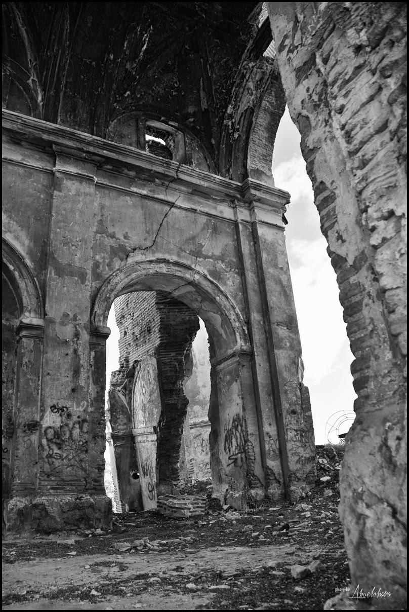 Ruinas de Polvoranca. Leganés