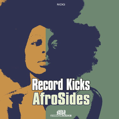 Record Kicks Afro Sides