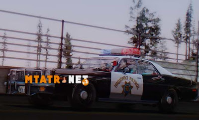 Dodge Monaco California Highway Patrol 1978