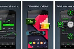 7 Aplikasi Penghemat Baterai Ini Wajib Anda Pasang Di Android, Kenapa?