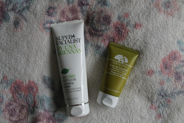 Face Mask, Face Mask Collection, U-Mask, Sheet Mask, Superdrug Face Mask, Superdrug Fruit Face Mask, SuperFacialist by Una Brennan, Tea Flower Mask, Tea Tree Mask, Origins, Origins Face Mask, Origins Drink Up Intensive Overnight Mask,