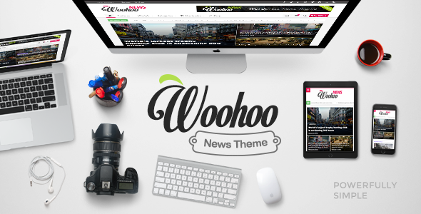 Woohoo News v2.3.1 Newspaper Magazine News AMP Multipurpose Theme Free Download