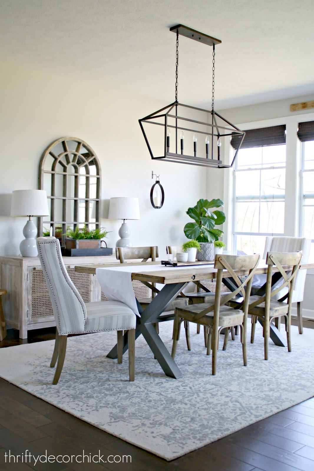 Morning room/dining area