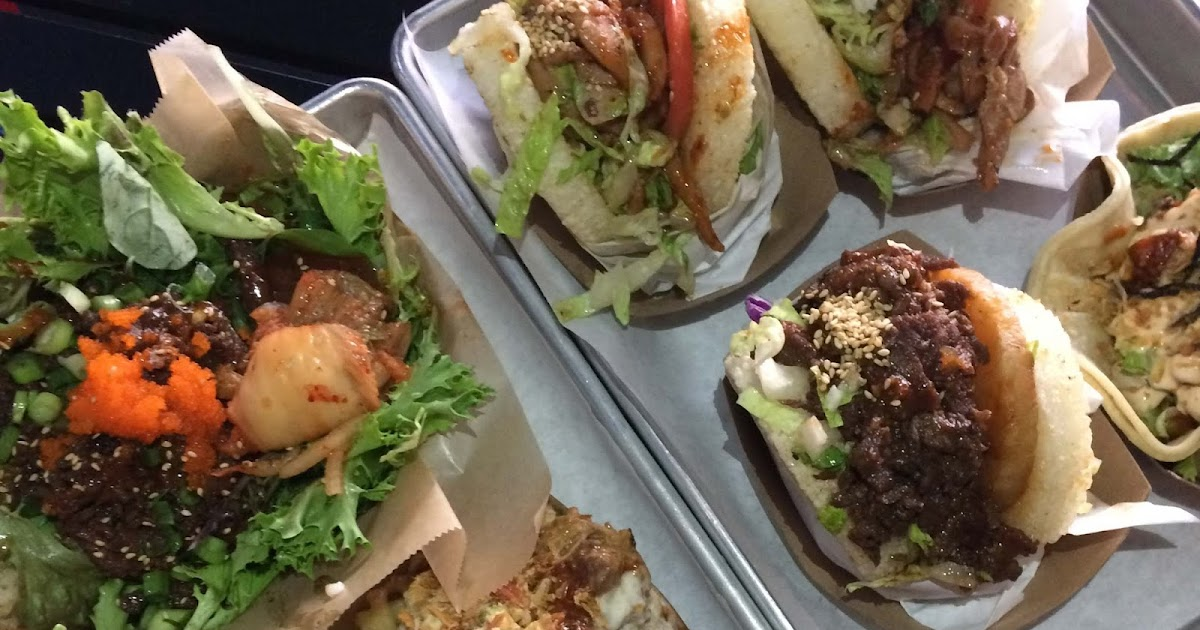 Koja Kitchen Food Truck San Francisco