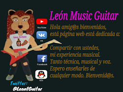León Music Guitar: