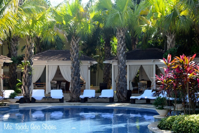 St. Regis Bahia Beach, Puerto Rico - One of the nicest hotels we've been to! | Ms. Toody Goo Shoes #puertorico #stregis