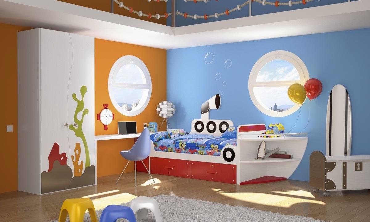 20 fotos de quartos de crian a decora o e ideias - Habitaciones infantiles nino ...