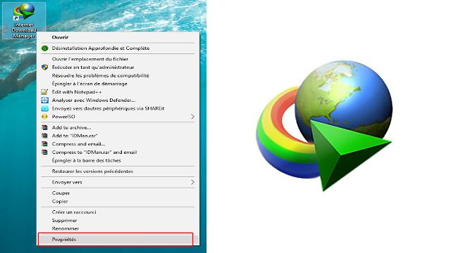 حل مشكلة عدم ظهور زر او يقونة التحميل IDM على جوجل Google Chrome