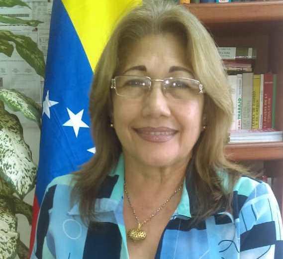 NAHIR MOTA: Primera Mujer apureña que alzó su voz en defensa  de la libertad y democracia en sur de Venezuela.