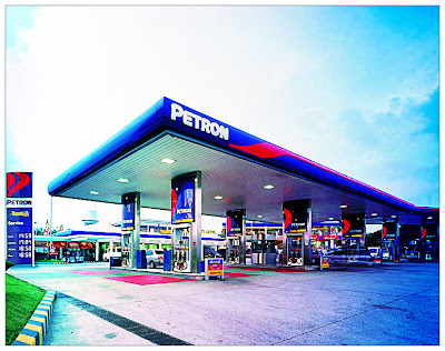 Petron gasoline station