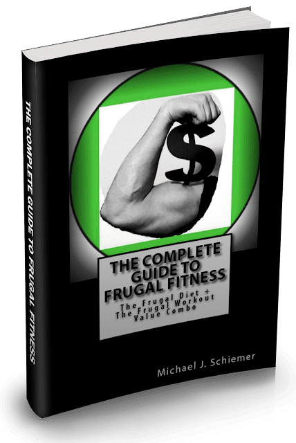 frugal fitness ebook crossfit workout alternative