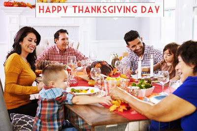 Thanksgiving 2017 Celebration in United States