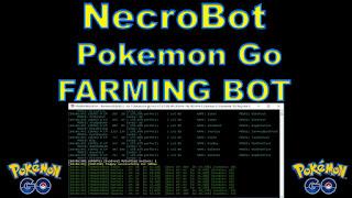 Download NecroBot 0.7.5 Pokemon Go! New Update Dijamin Work 100%