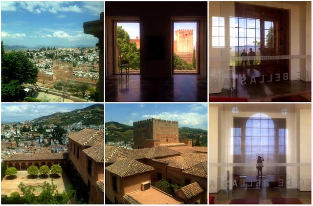 Jak robić ładne zdjęcia telefonem? Warsztaty fotografi komórkowej w muzeum na Alhambrze