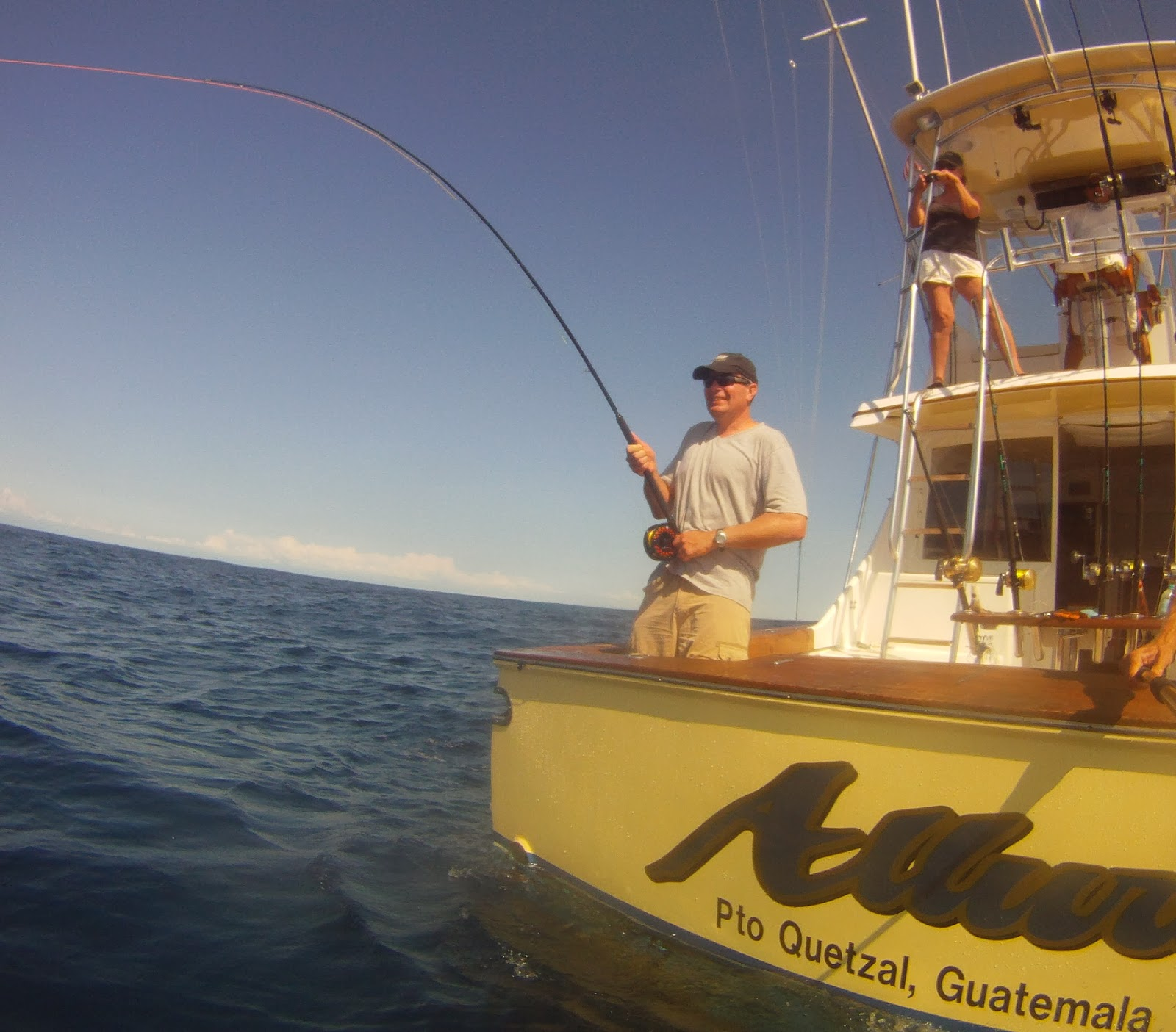 Fish Report - Sailfish Oasis Lodge Guatemala