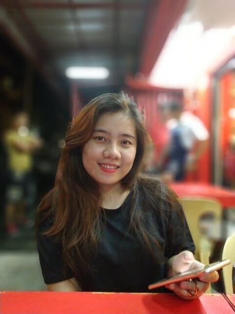 Portrait w/ HDR