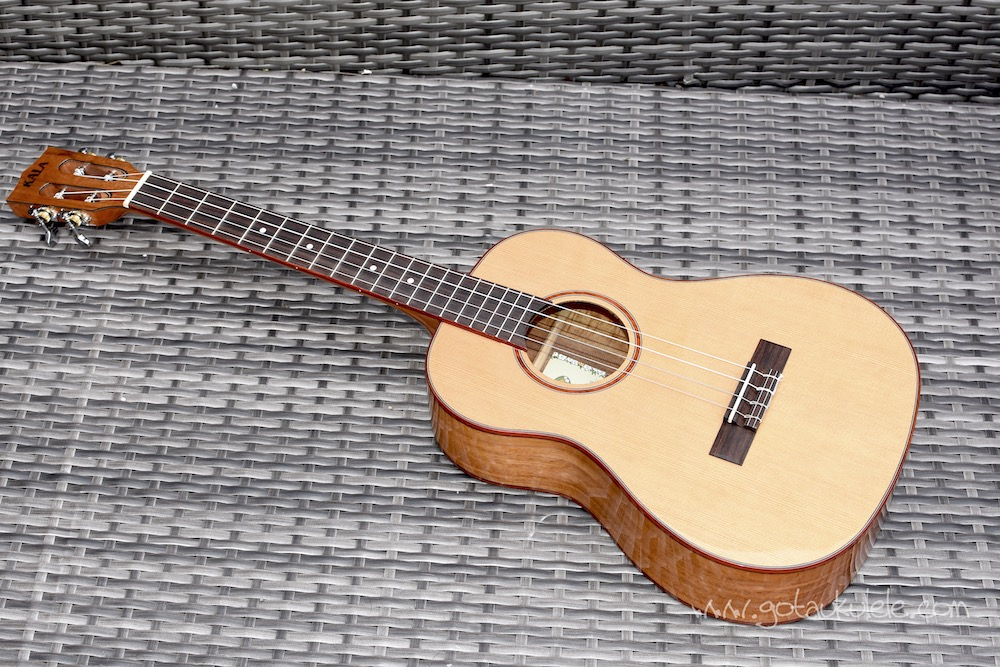 kala ka abp ctg baritone ukulele review. Black Bedroom Furniture Sets. Home Design Ideas