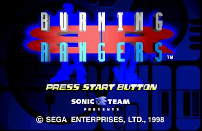 【SS】救火奇兵(Buring Rangers、烈火英豪),3D動作遊戲!