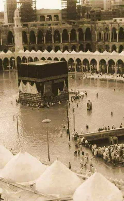 flood, Hola Kaaba, Holy, holy kaba, images, Kaaba, kaba, khan Kaaba, Khana, khana kaba, madina, makkah, masjid nabwai, mecca, mosque, nabwi, old, prophet mosque, rare, unseen,