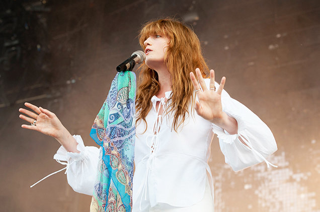 Video: Florence + The Machine - Moderation
