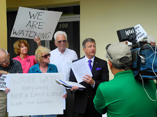 FCWD  press conference 1342 four In: Rallies for Clean Water | Our Santa Fe River, Inc. | Protecting the Santa Fe River in North Florida