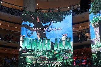 Sky Symphony's Jungle Jam di Resorts World Genting