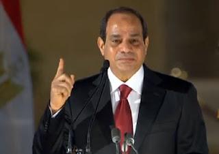 كلمة الرئيس السيسي عن تدخل السعودية وقطر في شئون الدول العربية ورد فعل الملك سلمان و الأمير تميم