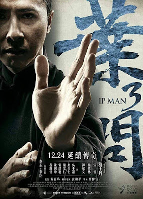 Sinopsis film Ip Man 3 (2015)