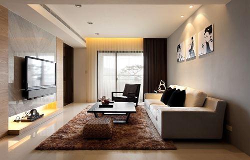 Desain Rumah Sempit Memanjang