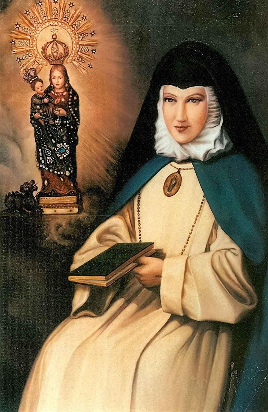 Soror Patrocínio e Nossa Senhora do Olvido, Triunfo e Misericórdias
