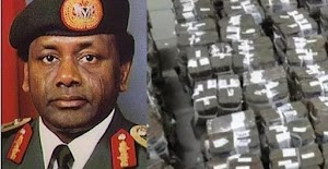 Don't Be Surprise To Hear That Switzerland Have Returned Over $1b Abacha LOOT?