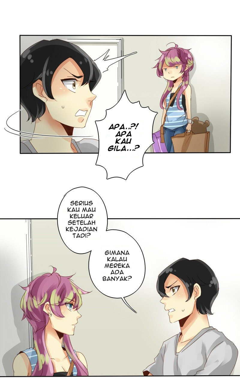 Webtoon UnOrdinary Bahasa Indonesia Chapter 11