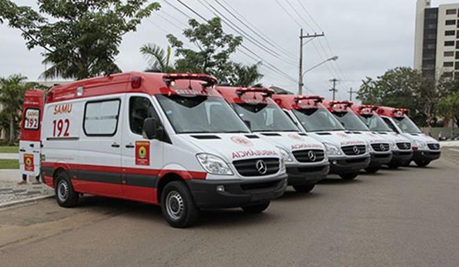 Municípios baianos recebem ambulâncias de alta complexidade e para atenção básica