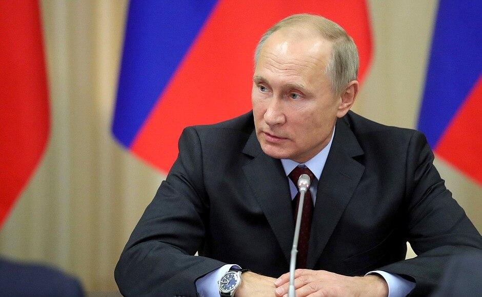 Putin Harap Forum Rusia-Dunia Islam Perkuat Rasa Percaya