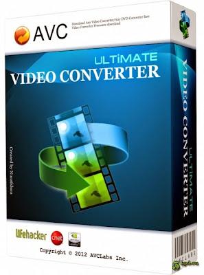 Any Video Converter Ultimate 5.7.0 keygen