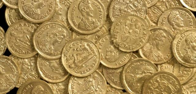 Monedas romanas, peculio y Derecho romano